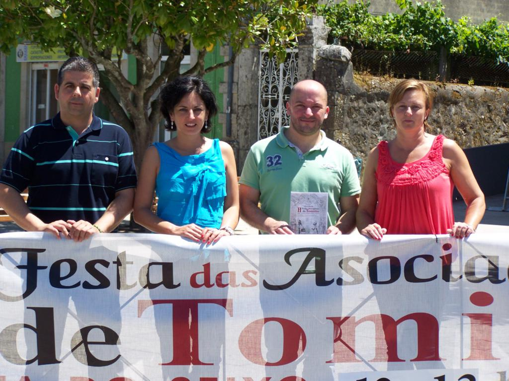 Concello Tomiño Presentación II Festa Asociacións_1