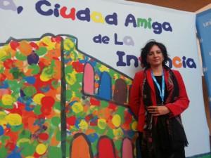 Alcaldesa recolle premio Boas Prácticas