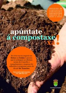 cartaz compostaxe comunitario