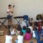 Campamento musical 1