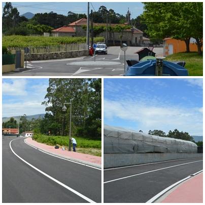 O Concello mellora a seguridade viaria en todo o municipio, cun investimento de case 20.000 €