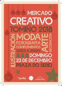 I Mercado Creativo de Nadal de Tomiño