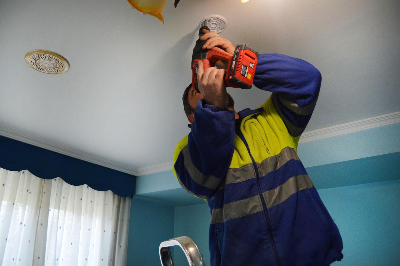 O Concello instalou 230 detectores de fume domésticos en domicilios de persoas maiores e dependentes