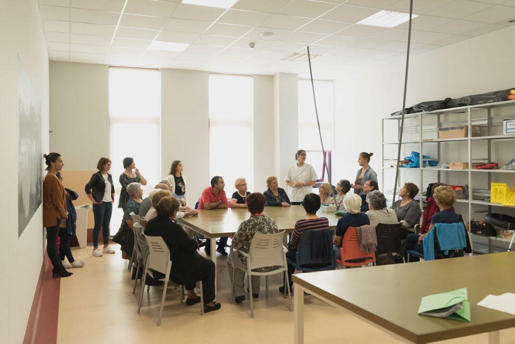 Unha trintena de persoas reactívanse co programa de envellecemento activo do Concello