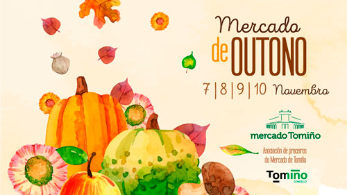 Mercado de Outono no Mercado de Tomiño