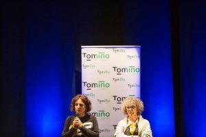 Lola López Mondéjar, broche de ouro da V Semana da Educación de Tomiño